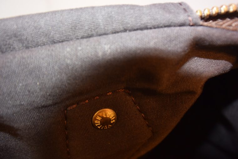 Louis Vuitton Speedy 30 Mini Lin -13316