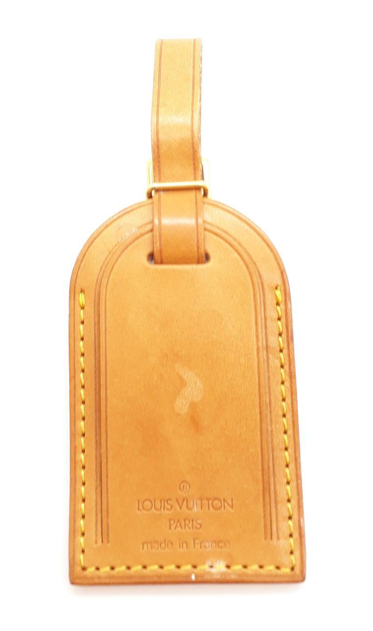 Louis Vuitton Kofferanhänger Leder-0