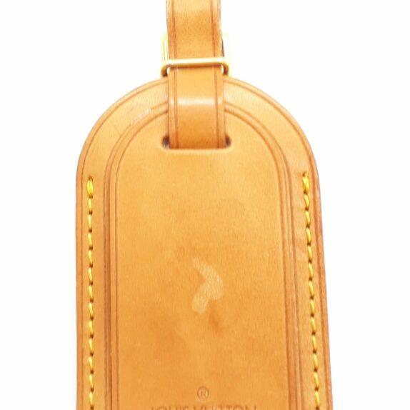 Louis Vuitton Kofferanhänger Leder