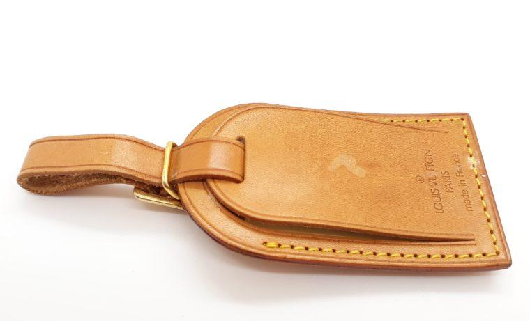 Louis Vuitton Kofferanhänger Leder-13429