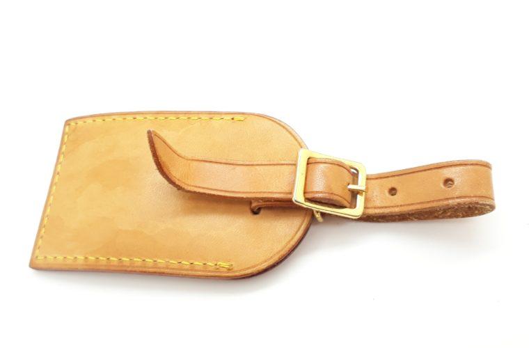Louis Vuitton Kofferanhänger Leder-13430