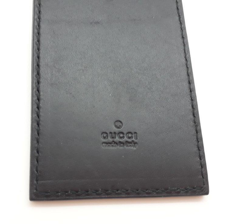 Gucci Taschenanhänger schwarz-13434