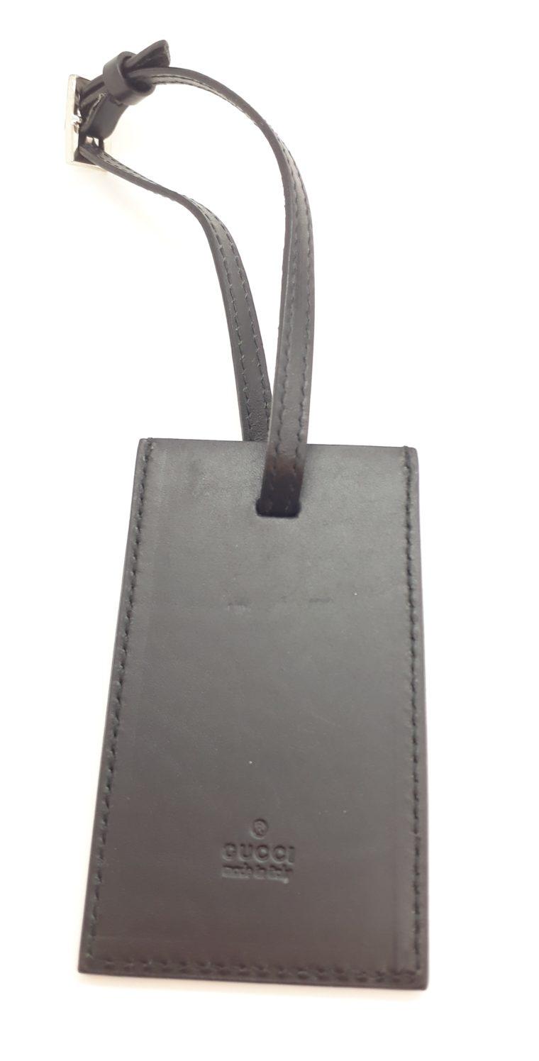 Gucci Taschenanhänger schwarz-0