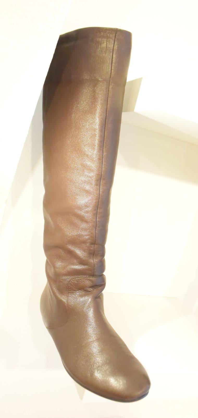 Gucci Stiefel braun Leder 38 -13406