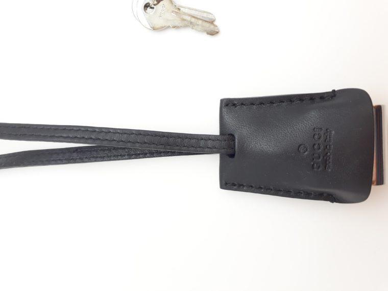 Gucci Schlüsselglocke mit Schloss -13439