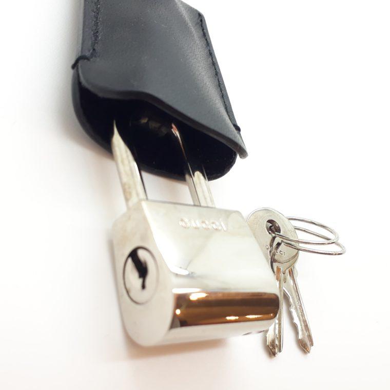 Gucci Schlüsselglocke mit Schloss -13442