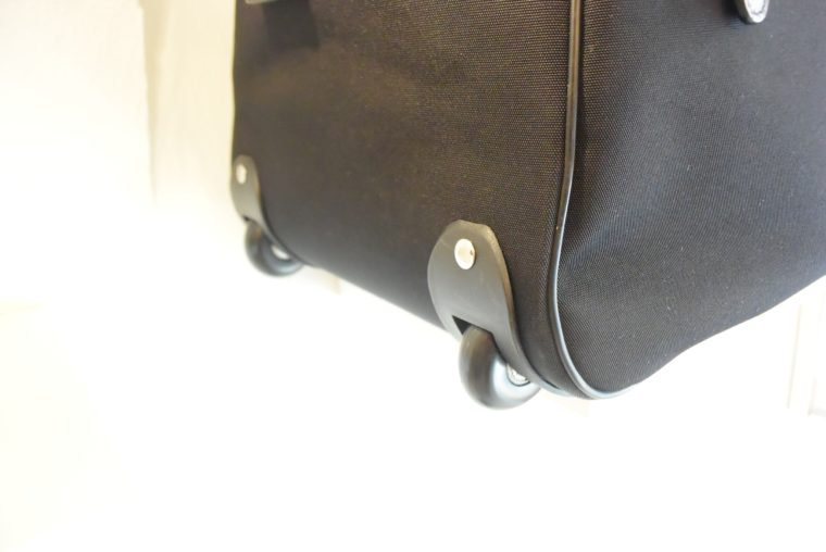 Gucci Reisetasche Trolley Koffer schwarz-13471