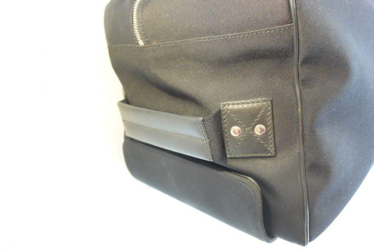 Gucci Reisetasche Trolley Koffer schwarz-13475