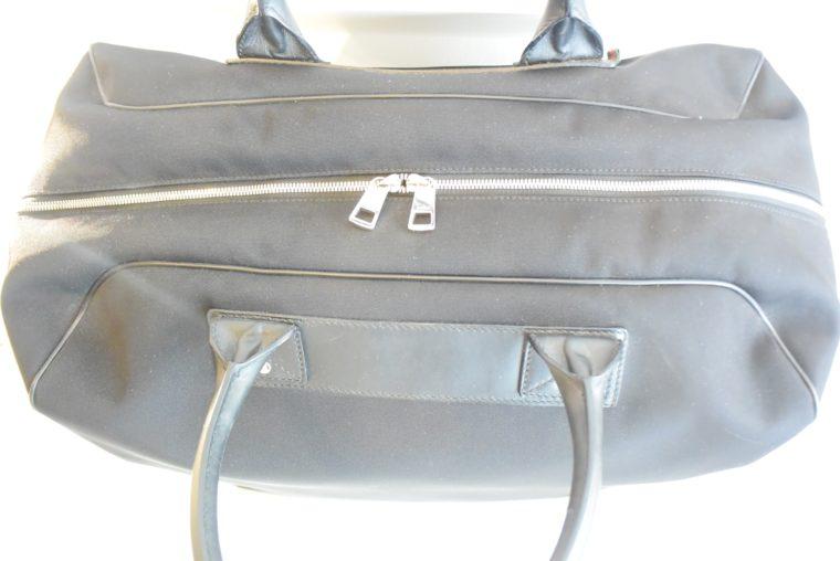 Gucci Reisetasche Trolley Koffer schwarz-13476
