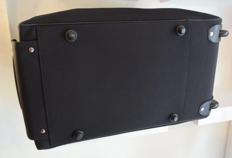 Gucci Reisetasche Trolley Koffer schwarz-13482