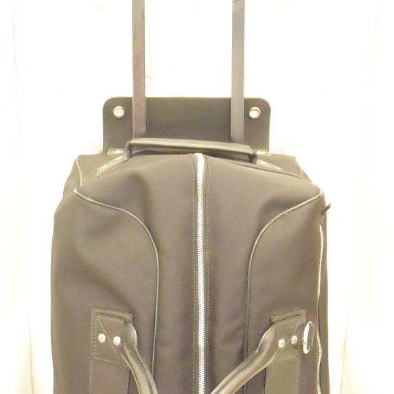 Gucci Reisetasche Trolley Koffer schwarz