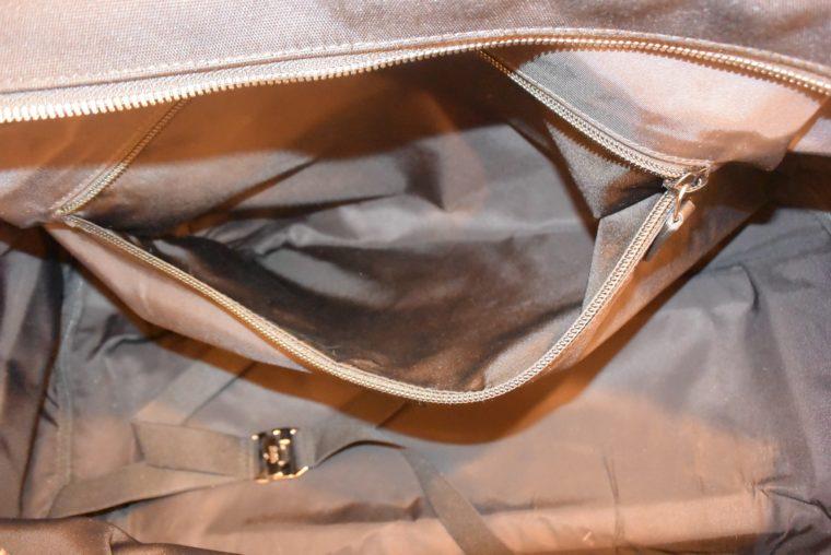 Gucci Reisetasche Trolley Koffer schwarz-13493