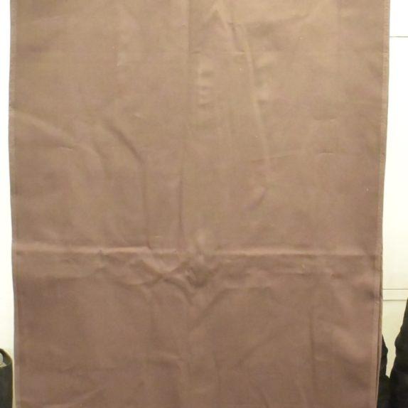 Louis Vuiton Kleidersack Kleiderhülle braun Stoff lang