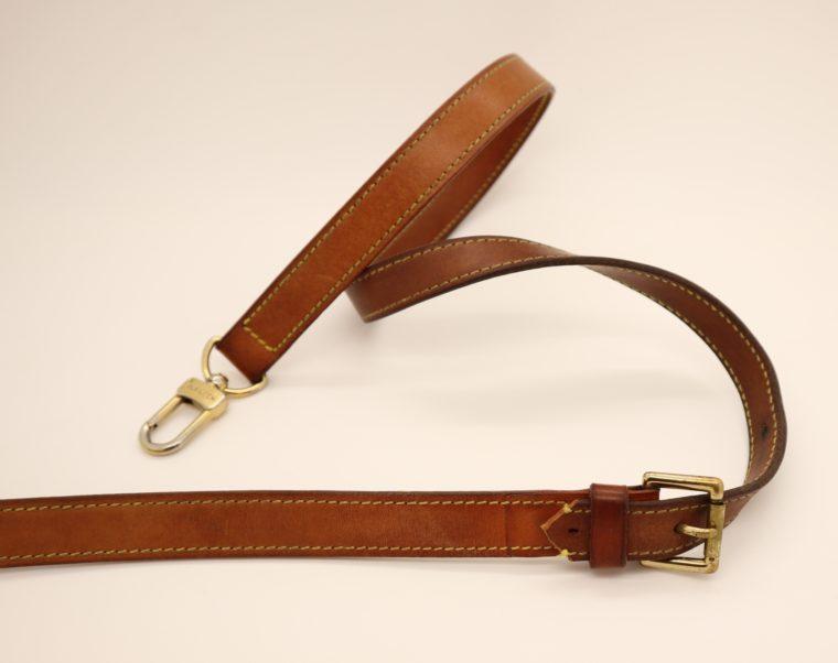 Louis Vuitton Verlängerungsriemen VVN Leder-13569