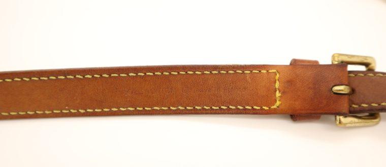 Louis Vuitton Verlängerungsriemen VVN Leder-13570