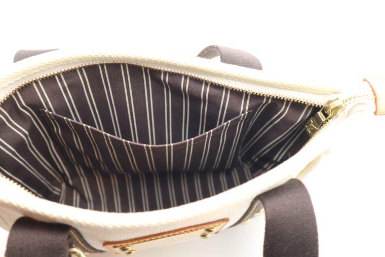 Louis vuitton Tasche Cabas Pm weiß-13655