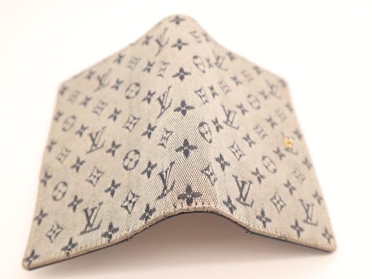 Louis Vuitton Kalender Agenda Pm Mini Lin grau-13680