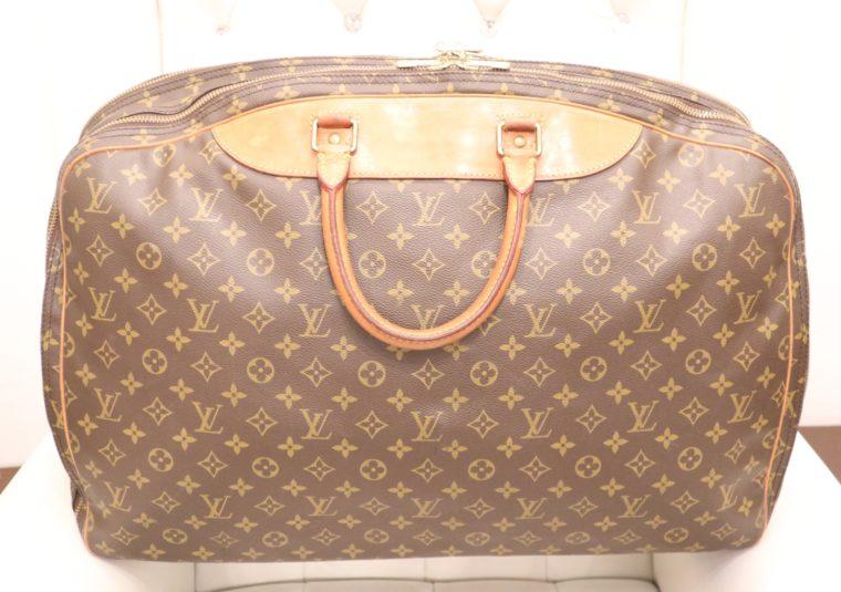 Louis Vuitton Koffer Alize 55 2 poches Monogram Canvas-13904