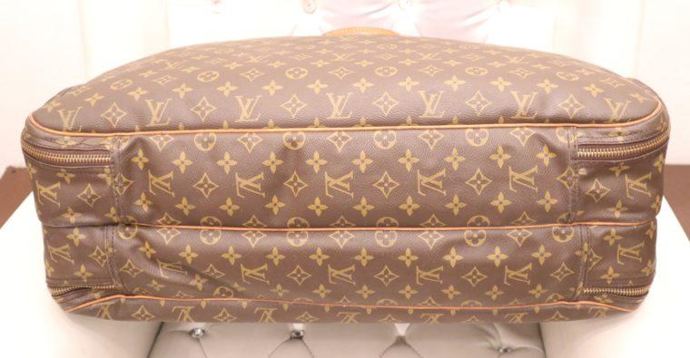 Louis Vuitton Koffer Alize 55 2 poches Monogram Canvas-13914
