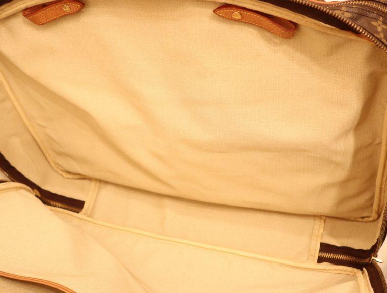 Louis Vuitton Koffer Alize 55 2 poches Monogram Canvas-13916