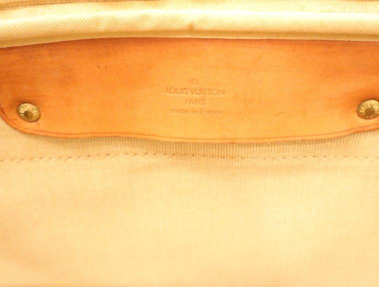 Louis Vuitton Koffer Alize 55 2 poches Monogram Canvas-13917