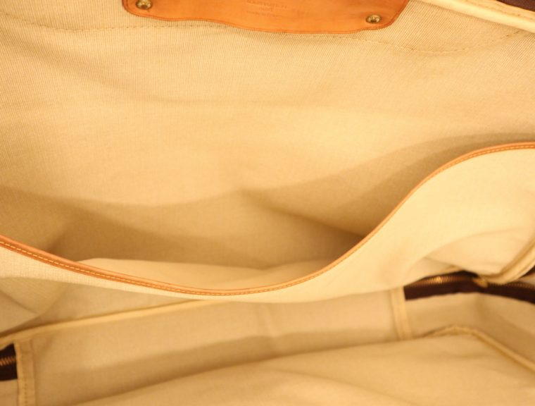 Louis Vuitton Koffer Alize 55 2 poches Monogram Canvas-13918