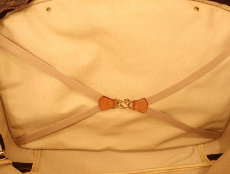Louis Vuitton Koffer Alize 55 2 poches Monogram Canvas-13919