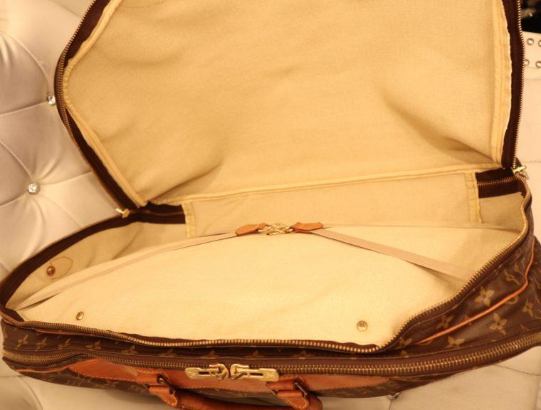 Louis Vuitton Koffer Alize 55 2 poches Monogram Canvas-13927