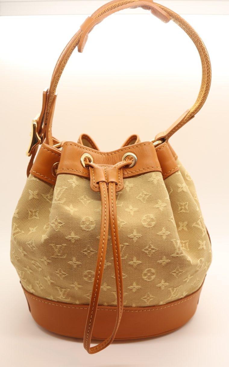 Louis Vuitton Tasche Noelie Mini Lin-0