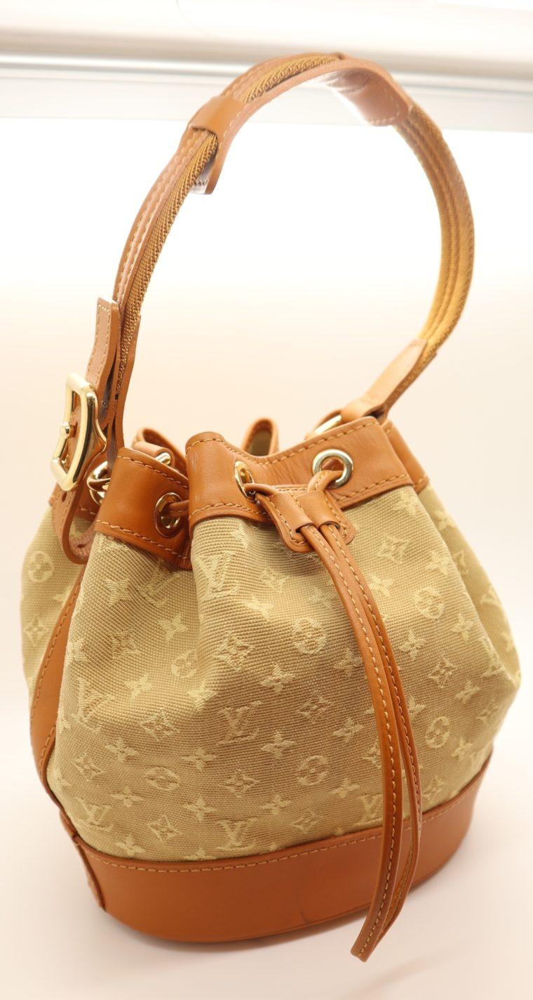 Louis Vuitton Tasche Noelie Mini Lin-13973