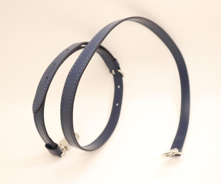 Louis Vuitton Verlängerungsriemen blau -14013