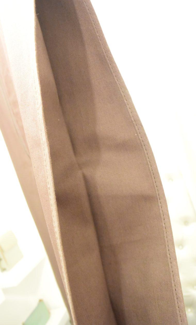Louis Vuitton Kleiderhülle Kleidersack braun lang-14598