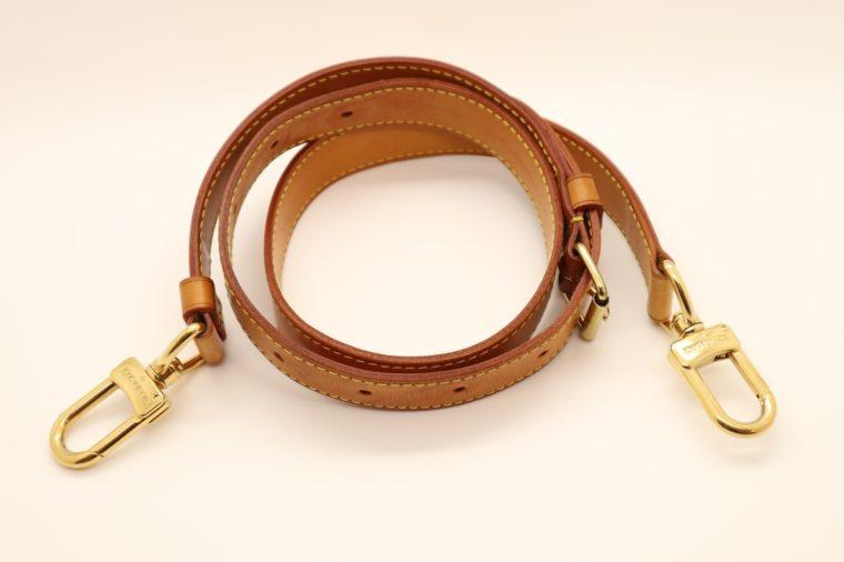 Louis Vuitton Verlängerungsriemen VVN breit-14583