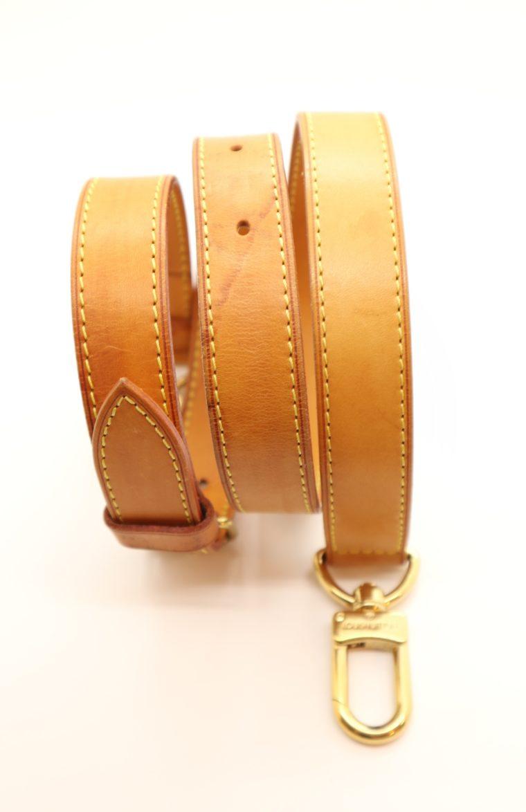 Louis Vuitton Verlängerungsriemen VVN breit-14584