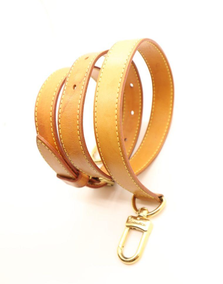 Louis Vuitton Verlängerungsriemen VVN breit-14586