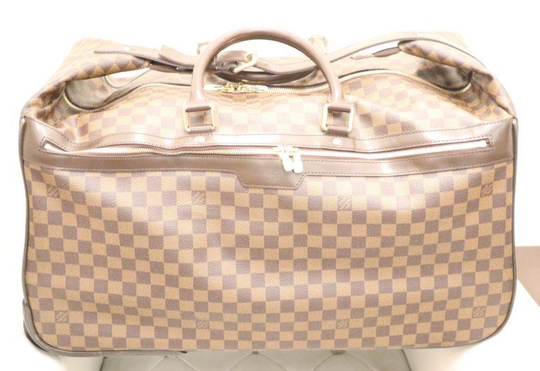 Louis Vuitton Koffer Trolley Reisetasche Eole 60 Damier ebene-14759