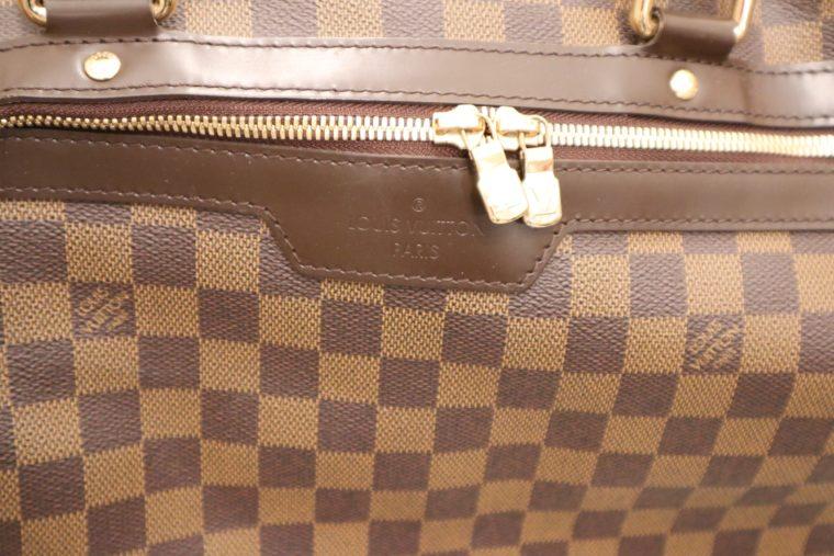 Louis Vuitton Koffer Trolley Reisetasche Eole 60 Damier ebene-14760
