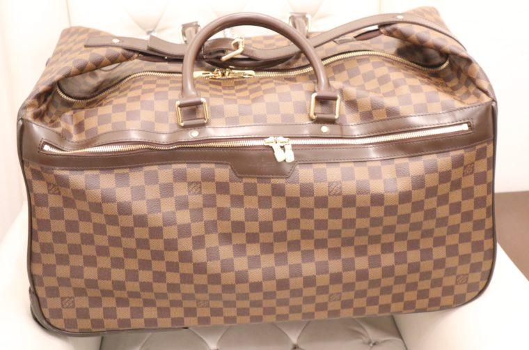 Louis Vuitton Koffer Trolley Reisetasche Eole 60 Damier ebene-14758
