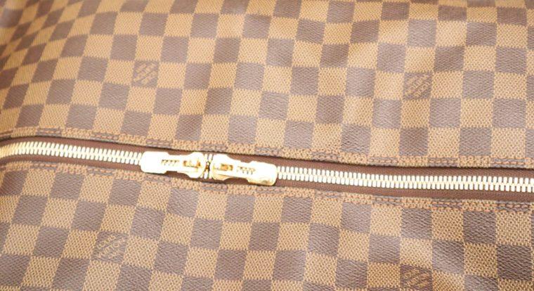 Louis Vuitton Koffer Trolley Reisetasche Eole 60 Damier ebene-14764