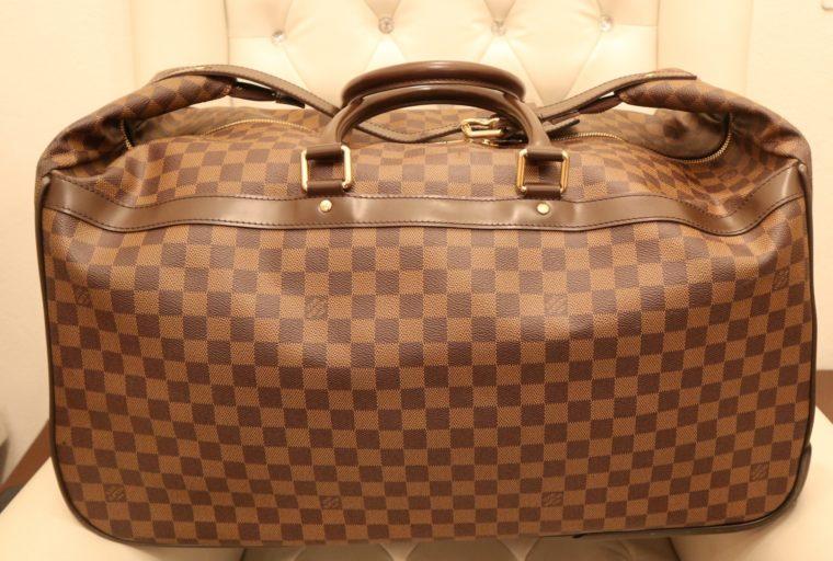 Louis Vuitton Koffer Trolley Reisetasche Eole 60 Damier ebene-14762