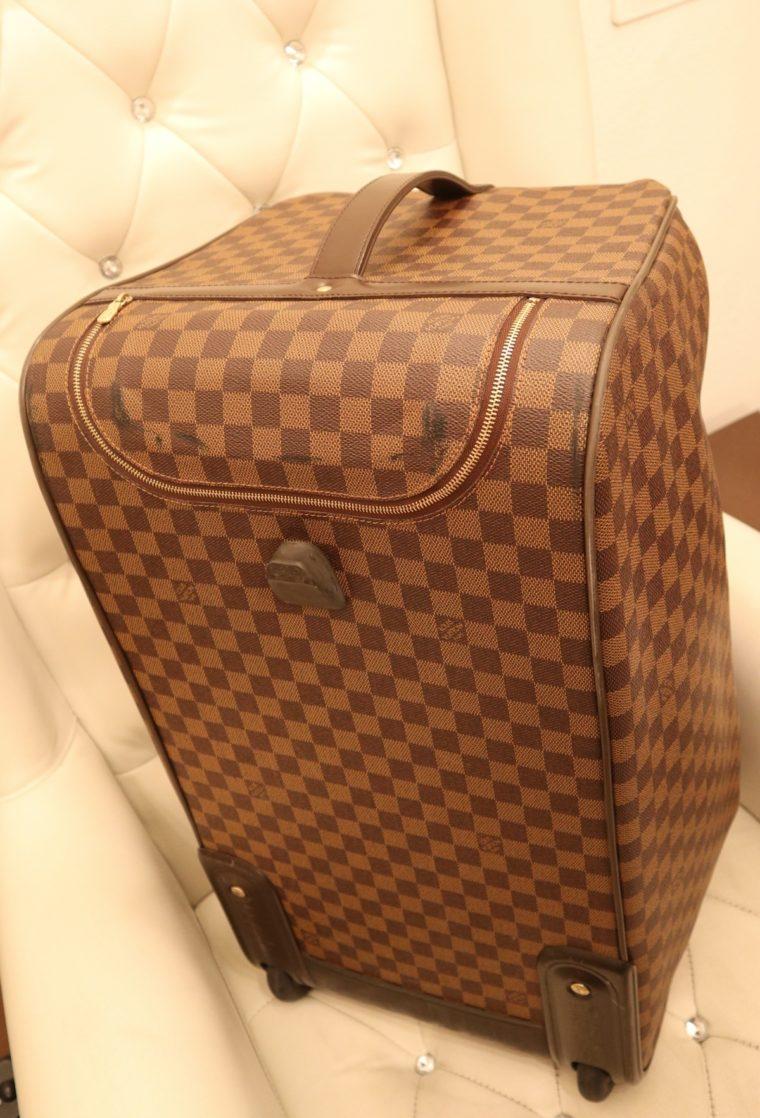 Louis Vuitton Koffer Trolley Reisetasche Eole 60 Damier ebene-14765