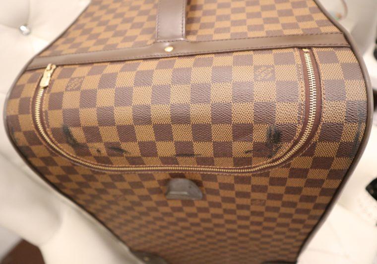 Louis Vuitton Koffer Trolley Reisetasche Eole 60 Damier ebene-14767
