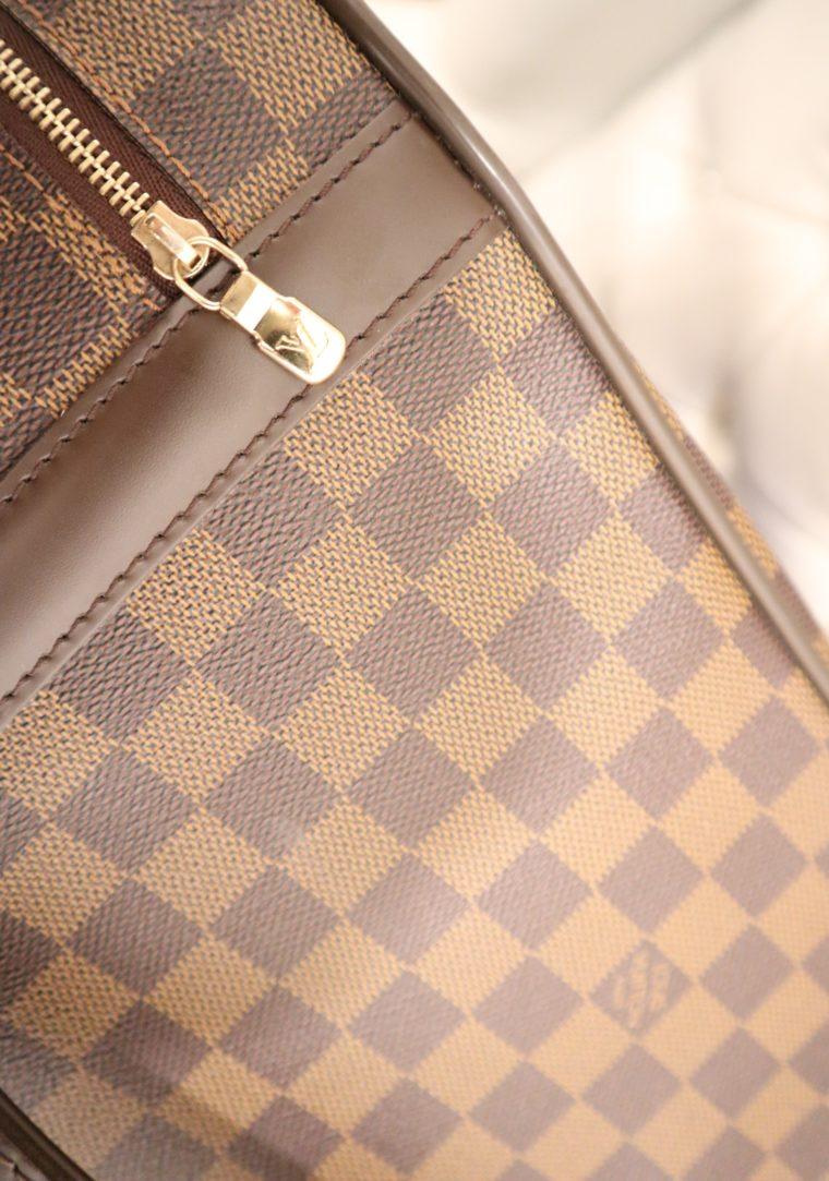 Louis Vuitton Koffer Trolley Reisetasche Eole 60 Damier ebene-14766