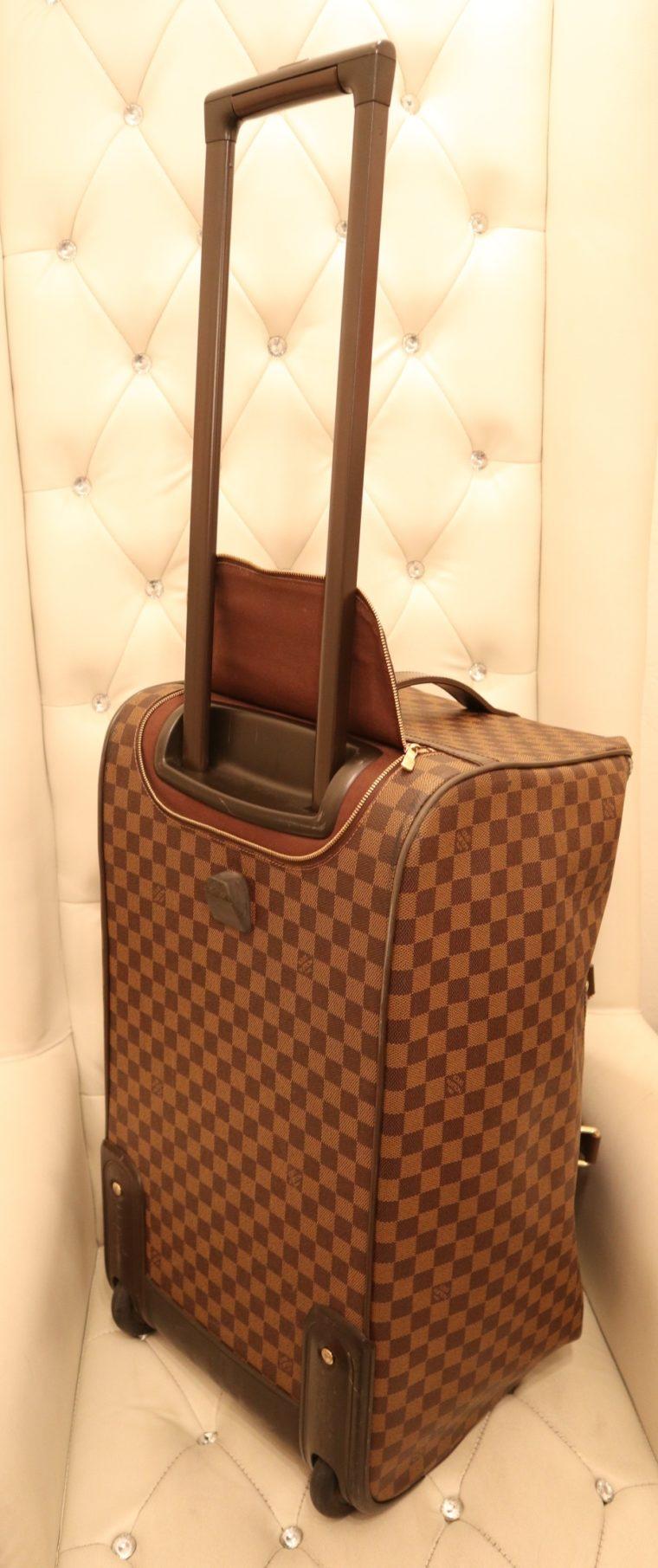 Louis Vuitton Koffer Trolley Reisetasche Eole 60 Damier ebene-14768