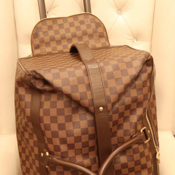 Louis Vuitton Koffer Trolley Reisetasche Eole 60 Damier ebene