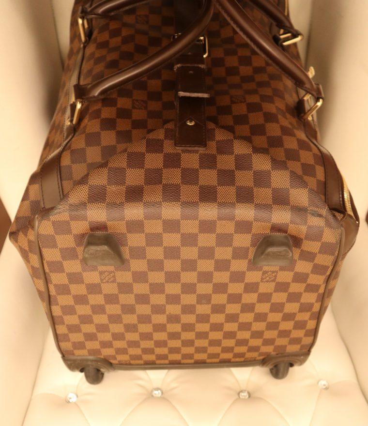 Louis Vuitton Koffer Trolley Reisetasche Eole 60 Damier ebene-14771