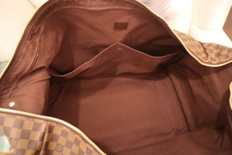Louis Vuitton Koffer Trolley Reisetasche Eole 60 Damier ebene-14776