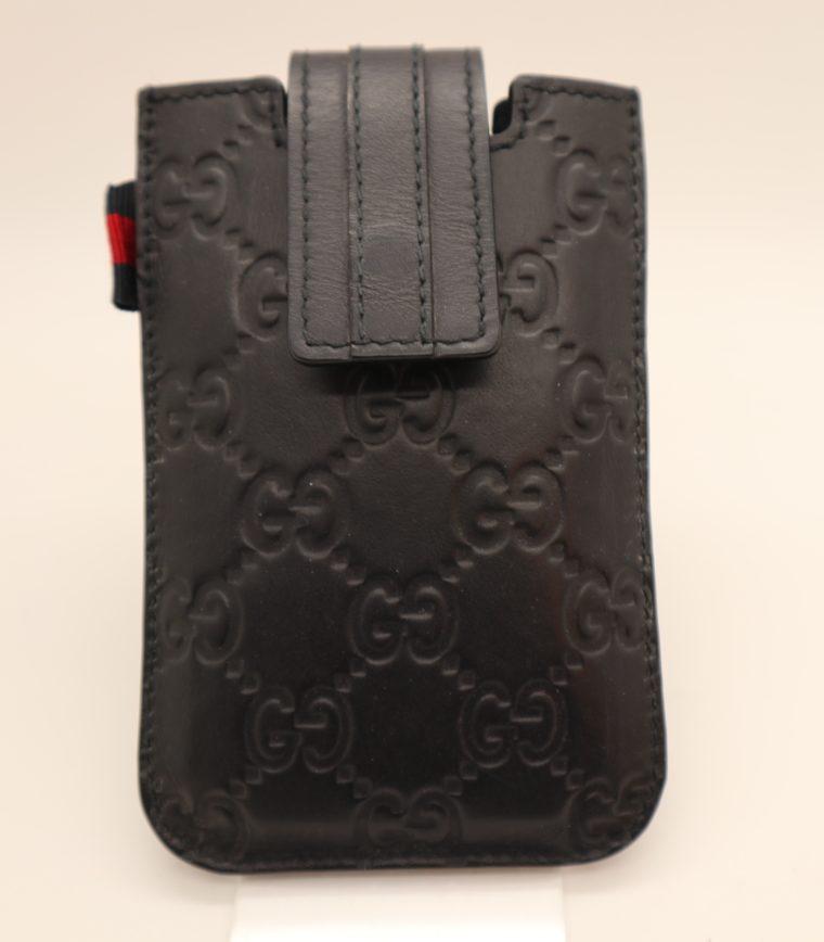 Gucci Handyetui schwarz-14893