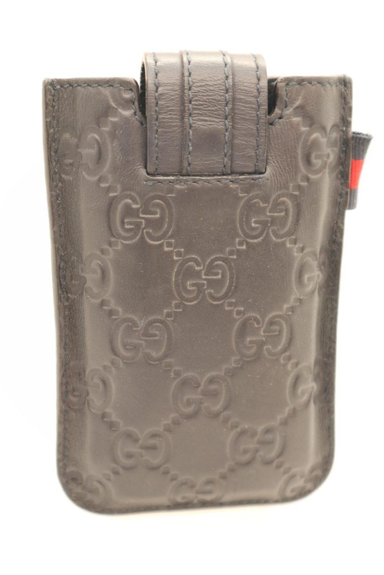 Gucci Handyetui schwarz-14895