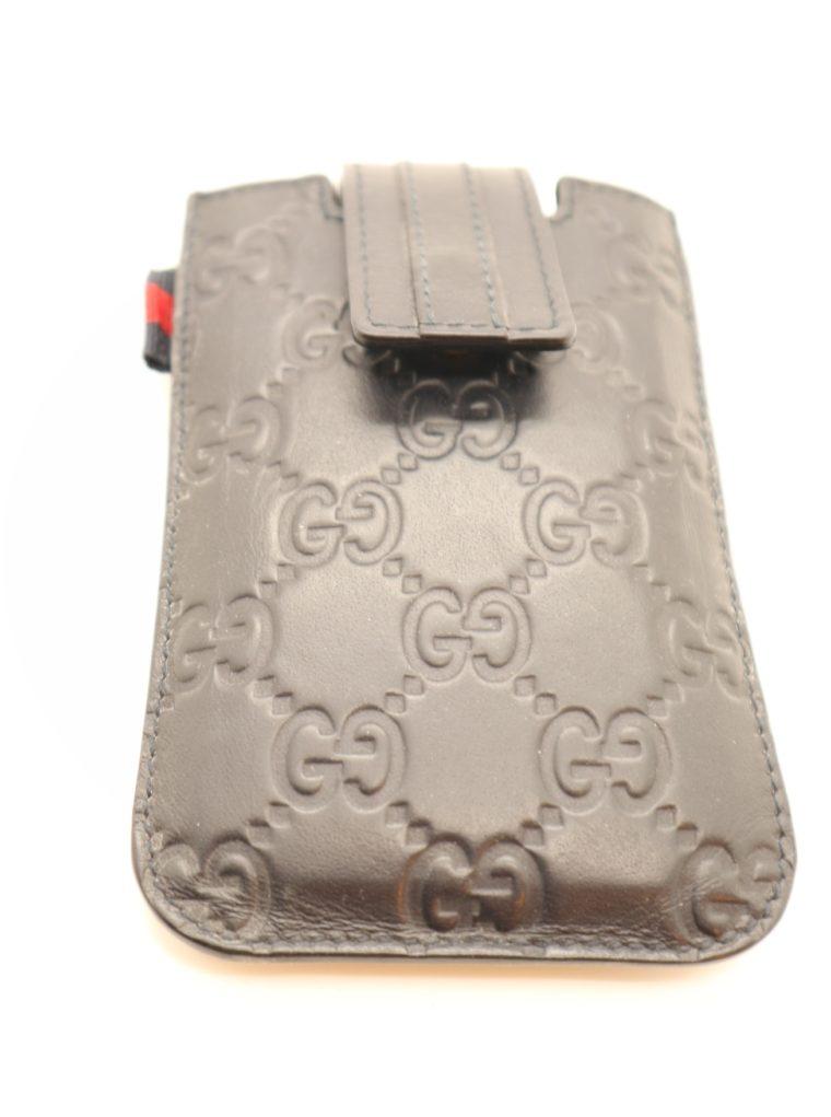 Gucci Handyetui schwarz-14896
